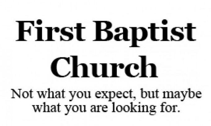 First Baptist Church of Salt Lake