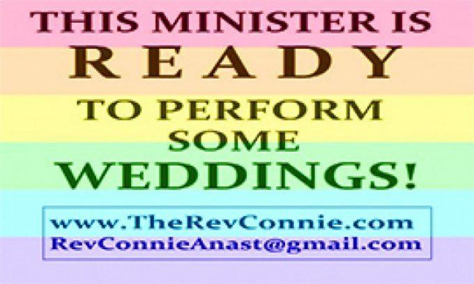 Rev. Connie Anast-Inman